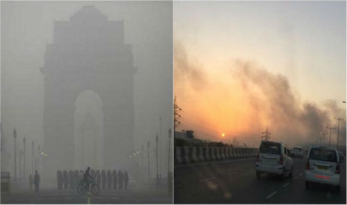 Image result for pollution in delhi