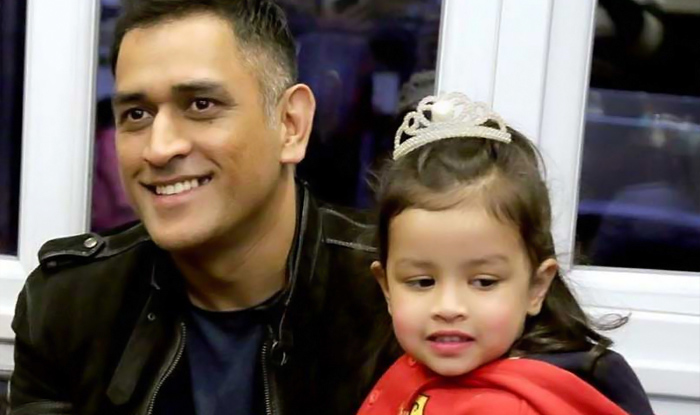 Mahendra Singh Dhoni Attends Daughter Ziva S First Annual School Function Video Shows Her