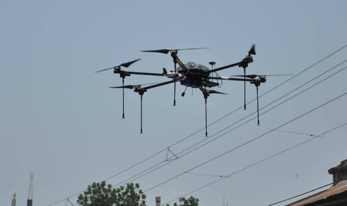 Rajasthan: Indian Army Shoots Down Pakistani Drone Along International Border in Sri Ganganagar