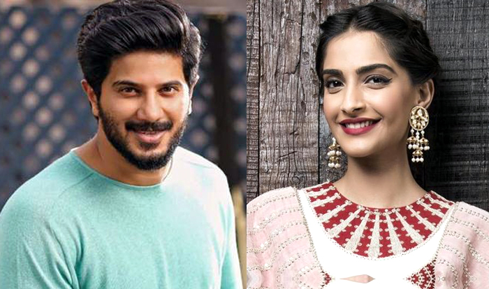 Image result for dulquer and sonam kapoor