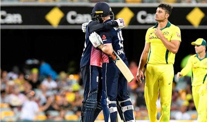 England Beat Australia by Four Wickets, Take 2-0 Lead ...