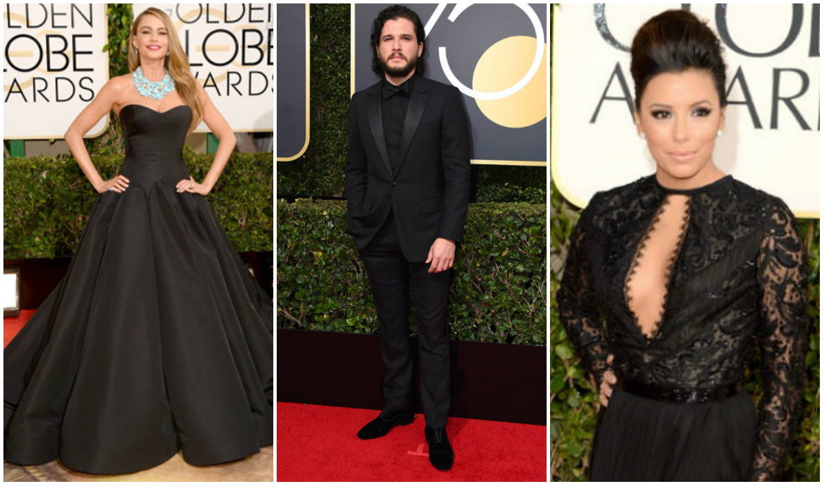 Golden Globes 2018: Meryl Streep, Jennifer Aniston, Among Others Don Black Outfits As Solidarity Against Women's Harassment, Male Actors Join In