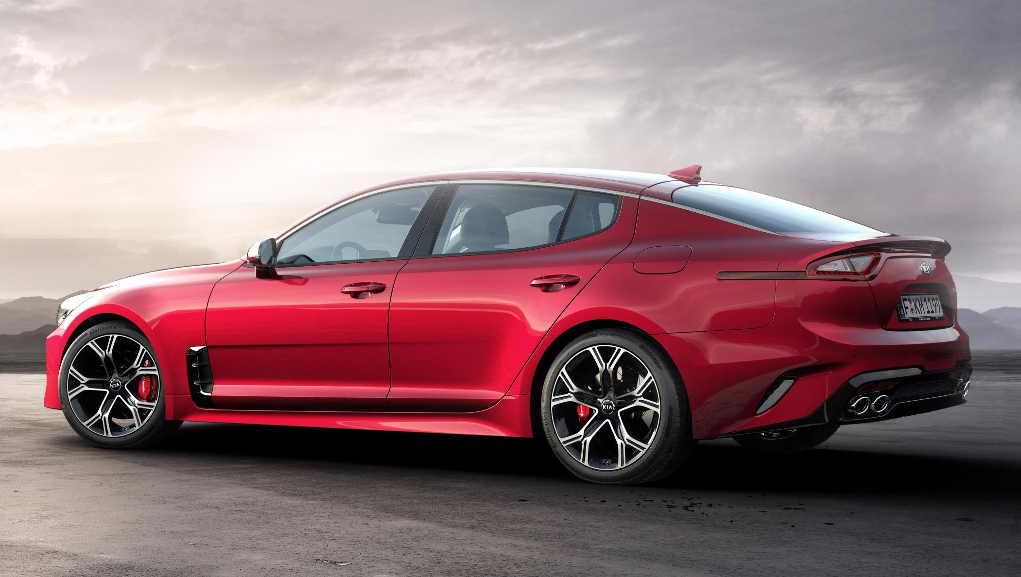 Auto Expo 2018 Kia Stinger India Debut Confirmed Price In Launch Date Interior Specs Features