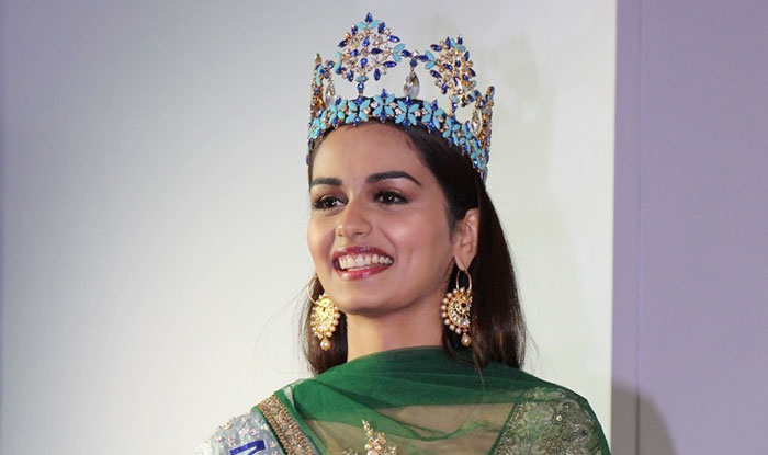 Miss World 2017 Manushi Chhillar Helped Miss South Africa