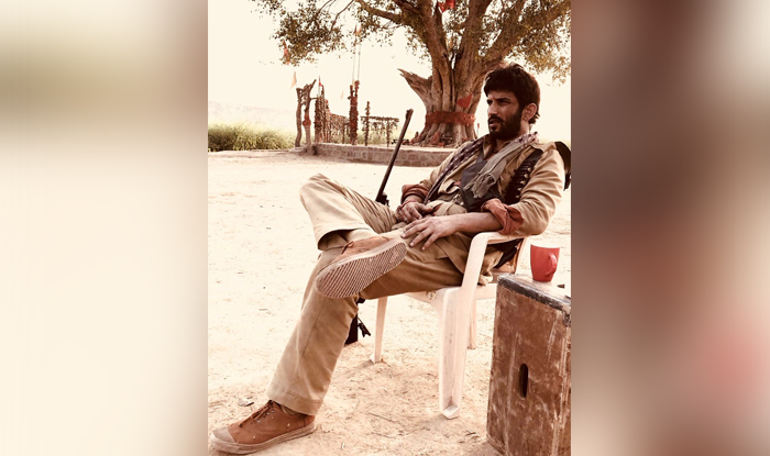 Sushant Singh Rajput Looks Unrecognisable In The First Look Of Son Chiriya