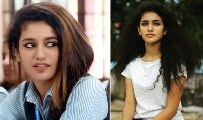 Here's Why Oru Adaar Love Fame Priya Prakash Varrier Is In Legal Trouble