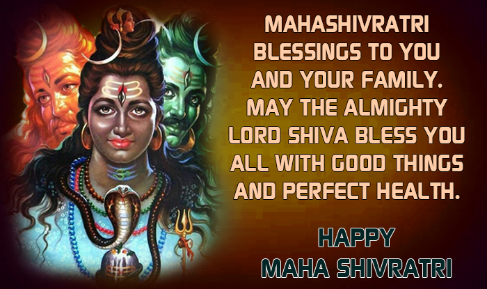 Happy Anniversary Video Song Whatsapp Status Naina Kbi Jo: Mahashivratri 2018: Best Wishes, Quotes, SMS, WhatsApp