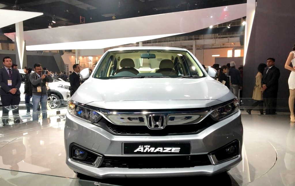 Honda Amaze Petrol Car Price In Pune