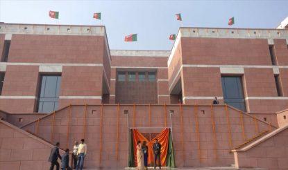 BJP हेडक्वाटर (Photo-BJP Twitter handle)