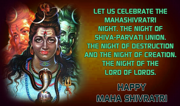 Maha Shivratri 2020 Wishes