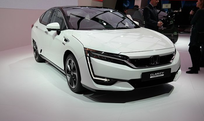 Honda Clarity Fuel Cell Vehicle Debuts At Auto Expo Features Specifications Details Inside