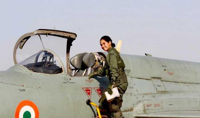 Meet Avani Chaturvedi First Indian Female Fighter Pilot