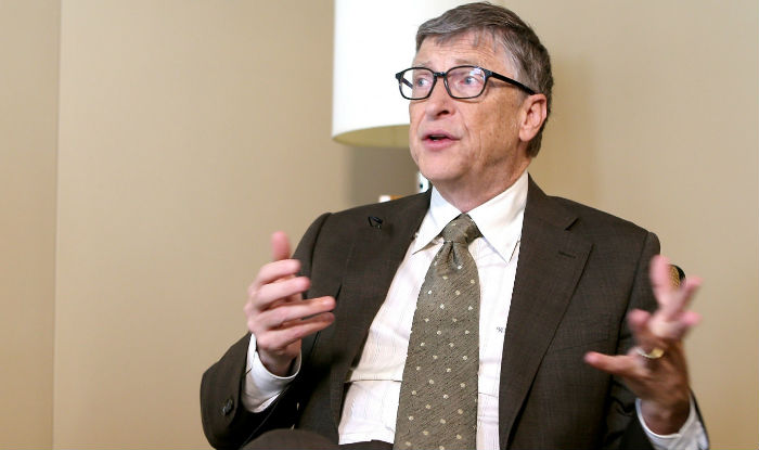 Indien Bill Gates