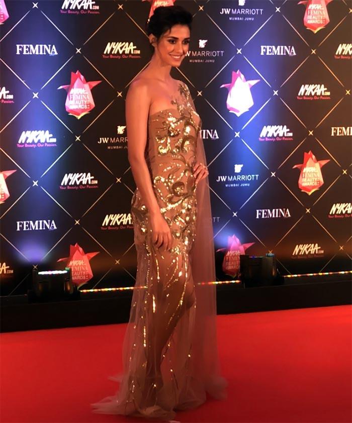 Aditi Rao Hydari Looked Like A Princess At The Femina Beauty Awards