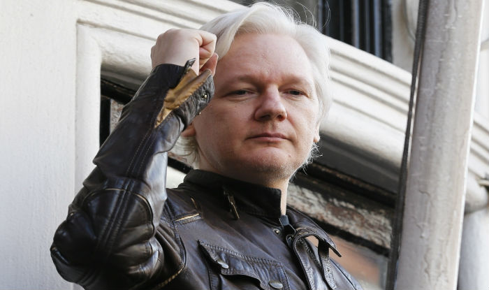 Ecuador says United Kingdom  has given enough guarantees for Assange to leave embassy