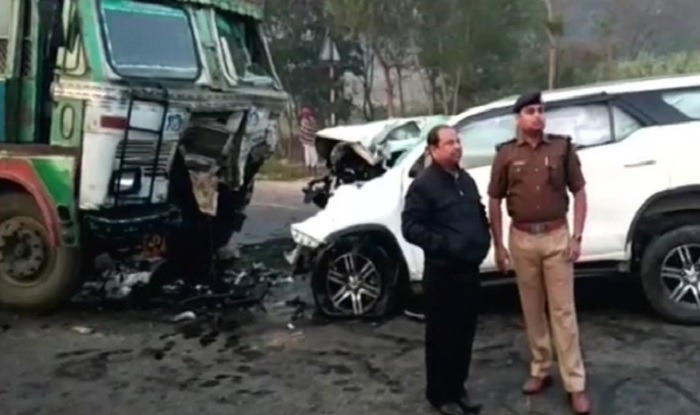 Bijnor BJP MLA Lokendra Singh killed in vehicle accident