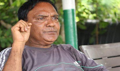 रतन भाई पटेल, गांधी स्मारक के केयर टेकर.