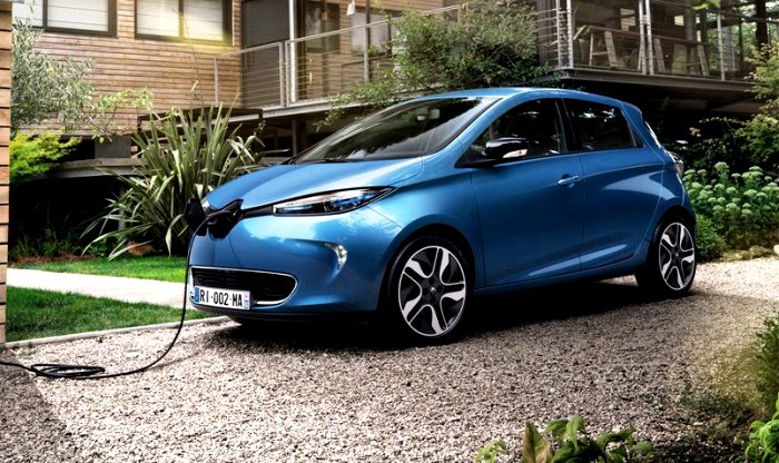Renault Zoe Electric Car Price In India