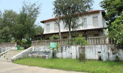 दांडी स्थित सैफी विला, जहां ठहरे थे महात्मा गांधी.