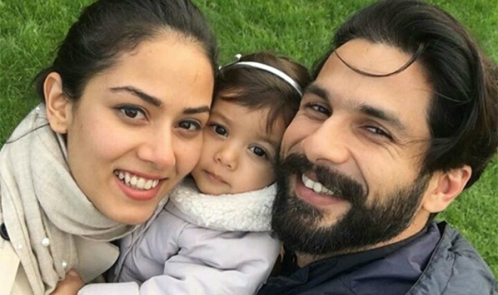 Shahid Kapoor Birthday Special : These 11 Pictures Prove How He Is Ready To Take The Ultimate Family Guy Crown Away From Shah Rukh Khan
