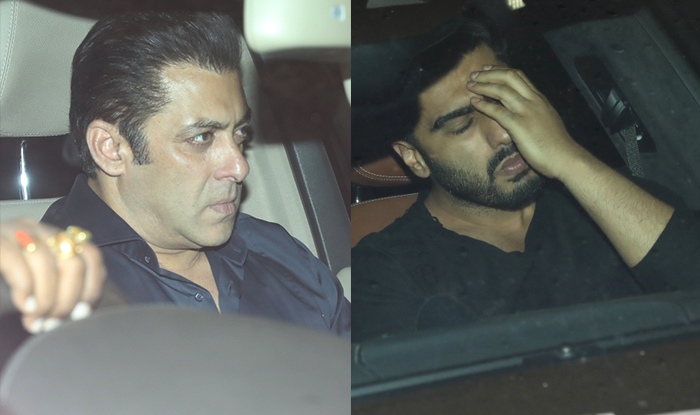 Image result for salman with arjun kapoor, india.com
