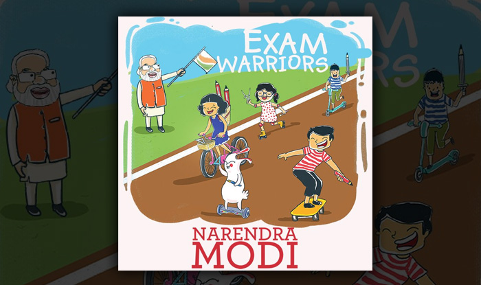 Pm narendra modi authors exam warriors for students on dealing pm narendra modi authors exam warriors for students on dealing with class 10 12 board exam stress thecheapjerseys Images