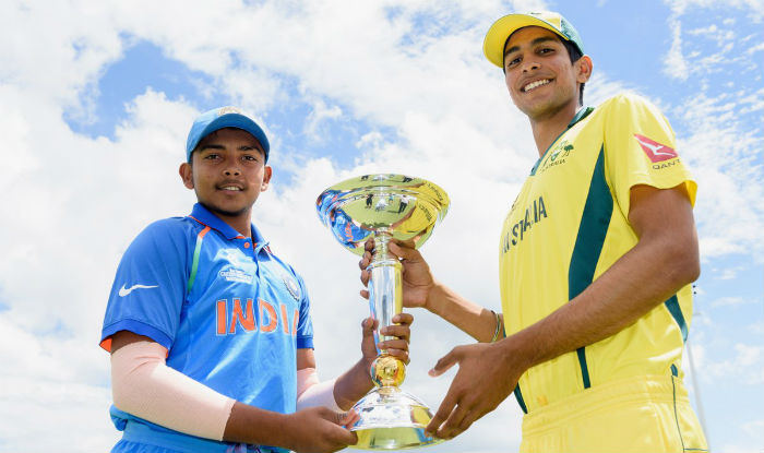 Icc U19 World Cup Records Over The Past Years: India Vs Australia Live Cricket Score ICC U19 World Cup