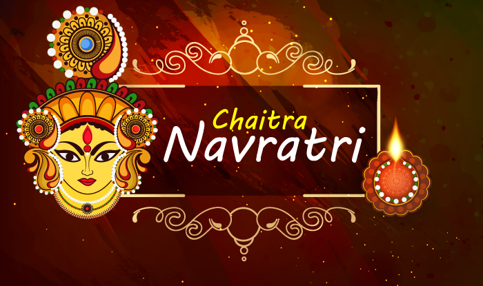 March 2018 Calendar Navratri