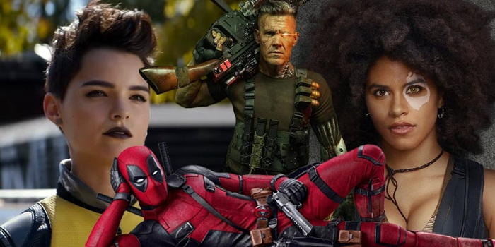 Deadpool 2 New Characters