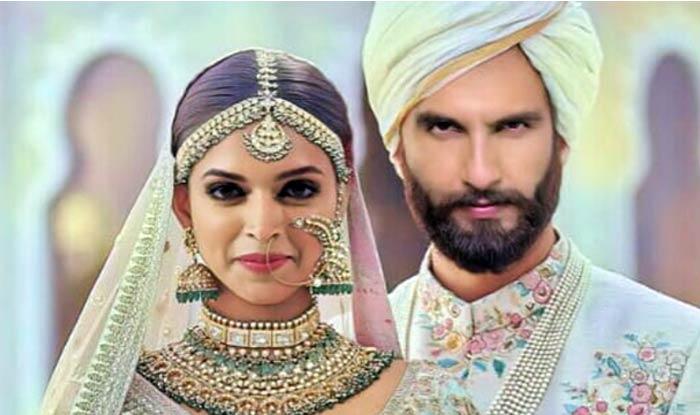 Deepika Padukone - Ranveer Singh's Wedding Pic, Taimur Ali ...