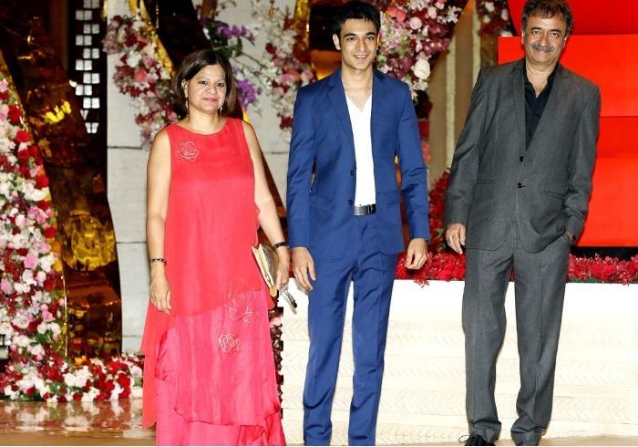 Hirani and Family