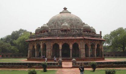 Humayun-Tomb