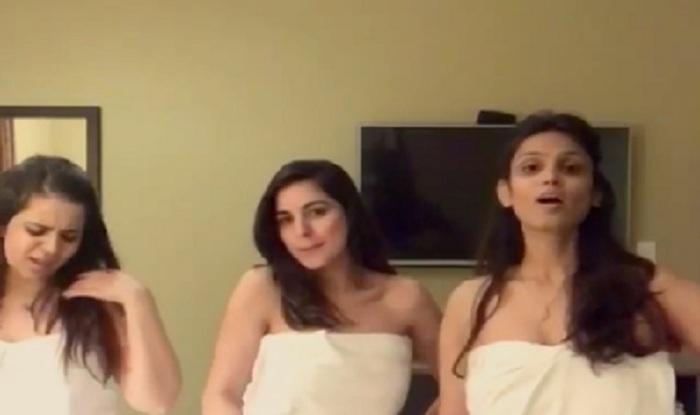 Kundali Bhagya's Shraddha Arya's Towel Dance On 'Piya Piya' Takes An Unexpected Turn – View Video