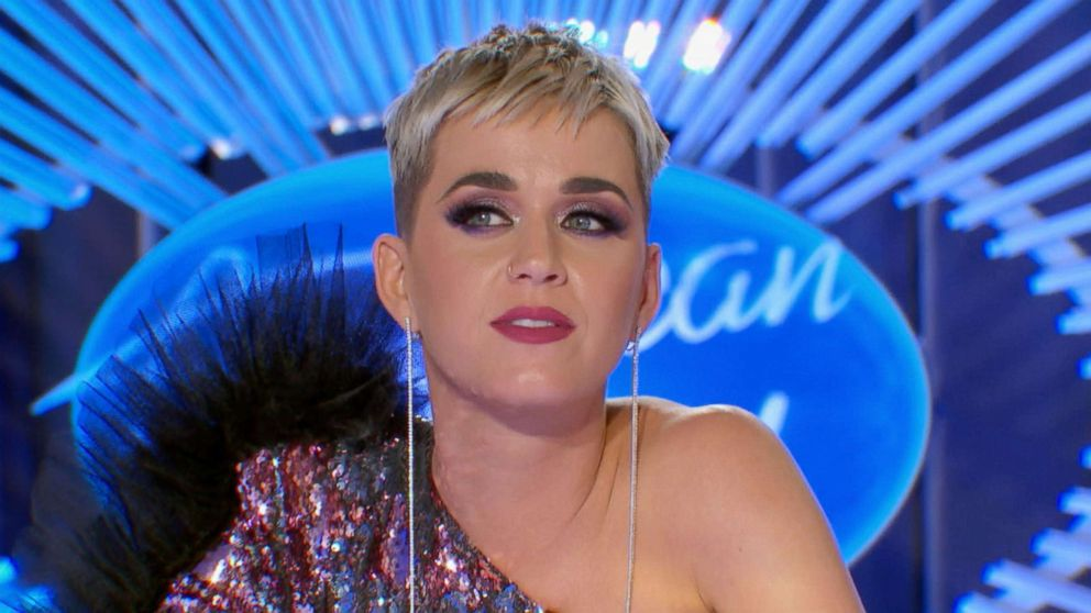 Katy Perry Did Not Sexually Harass Me Clarifies American