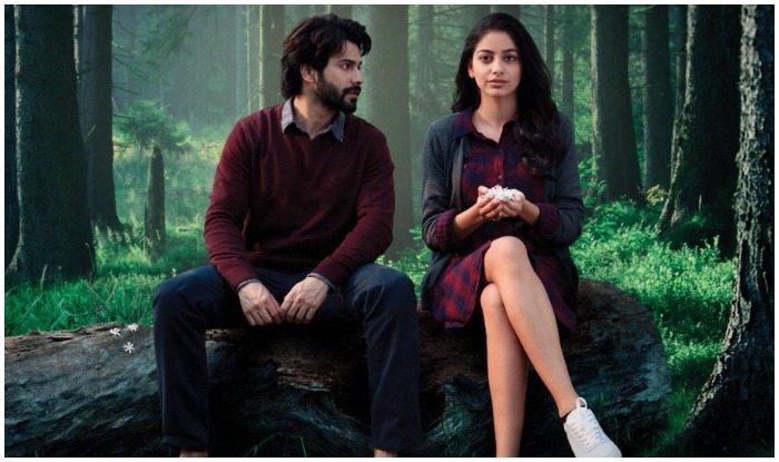 Varun Dhawan Unveils October's Second Poster, He Looks Lost In Love