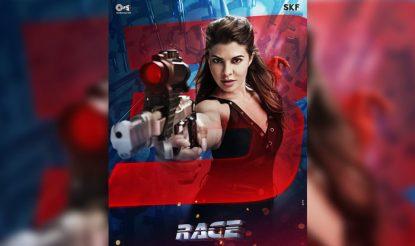 race 3 jacqueline