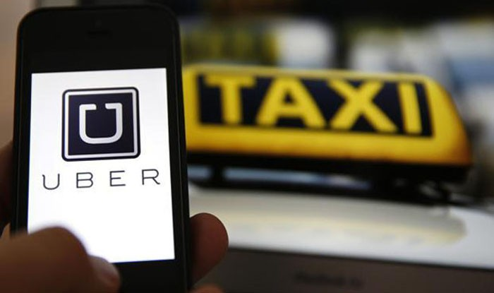 Uber, Bajaj to Install COVID-19 Protective Sheet Behind Driver Seat in 1 Lakh Autos