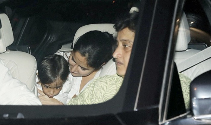 Katrina and Ahil