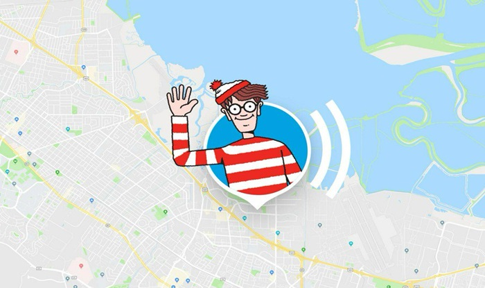 Google Maps Added A New Mini-Game 'Where's Waldo' On April Fools' Day