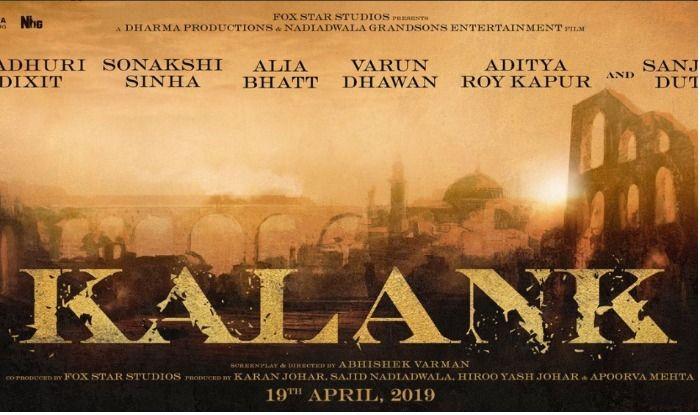 Karan Gives a Sneak-Peek Into Kalank Before Teaser Releases