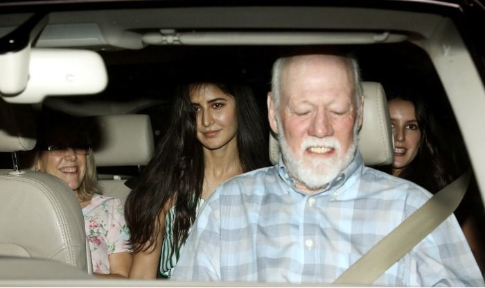 Katrina Kaif Spotted Hanging Out With Sister Isabelle Kaif and Parents