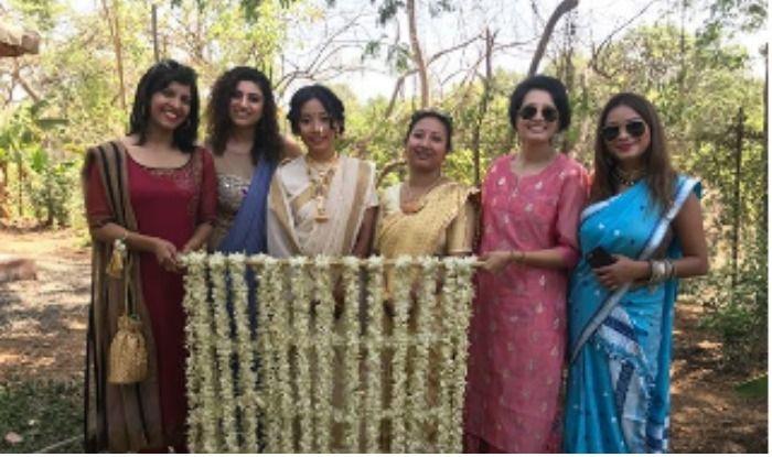 Milind - Ankita Konwar wedding