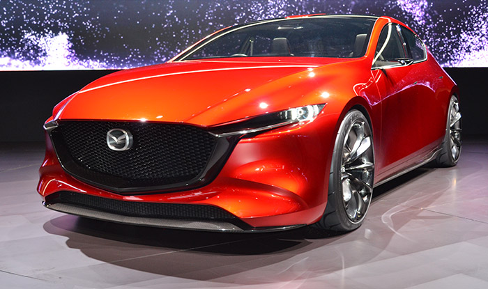 Mazda's Kai concept is truly the embodiment of what is instore for the future of cars.