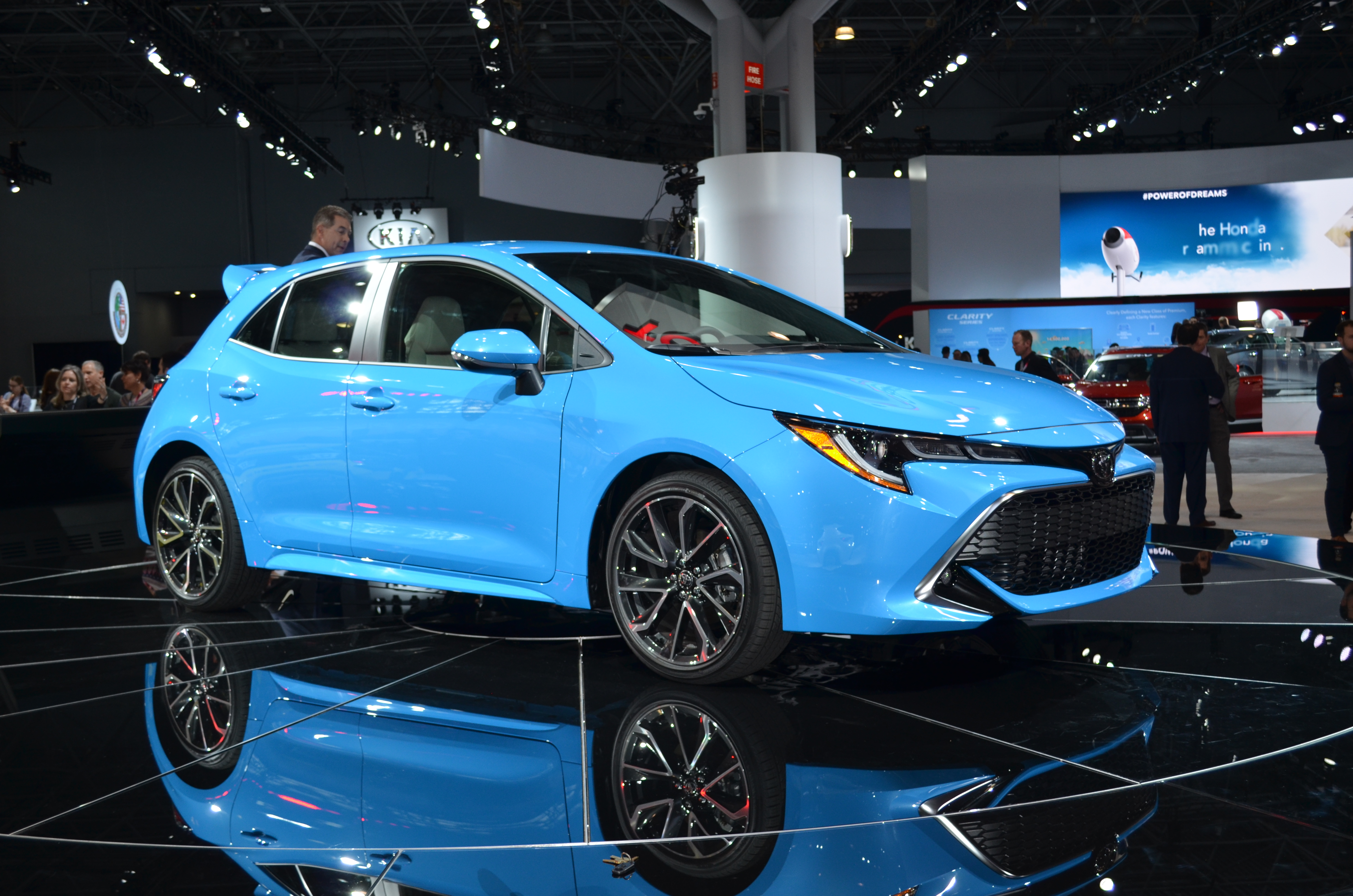 Toyota's best-selling vehicle, the Corolla, Gets Major Upgrades For New 2019 Model
