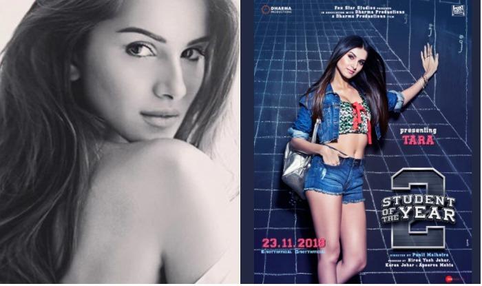 Tara Sutaria Confirmed For Karan Johar's Student Of The ...