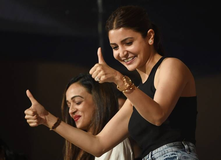 IPL 2018 This Win Is A Little Birthday Gift For My Wife Anushka Sharma I Am Glad She Could Enjoy The Says Virat Kohli
