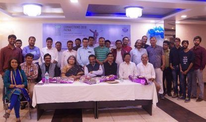 IIMCAA awards 2018 Connection Patna and singapore