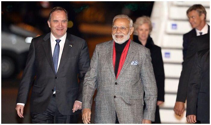 PM Modi's Visit to Sweden: India, Sweden Agree on ...