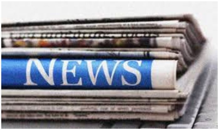 J&K Newspapers Protest Government's Ban on Advertising to Two Dailies, Publish Blank Front Pages Today
