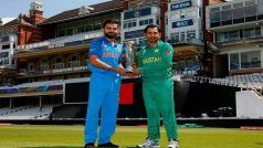 Terror Alert? Security Amped up For India vs Pakistan WC Clash in Manchester
